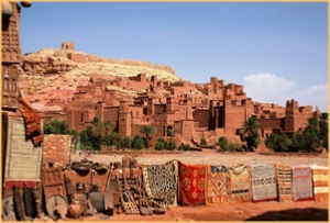 Marrakech to Ait Benhaddou