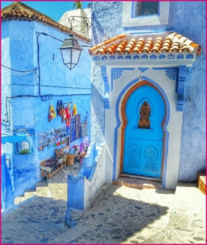 private 2 days tour from Casablanca to Chefchaouen