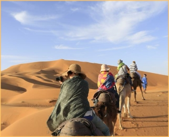 private 3 days tour from Marrakech to Merzouga