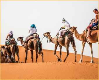 Private and Custom Tour - 4 days tour from Marrakech to Sahara
