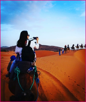 7 days desert Majesty tour in Morocco from Casablanca