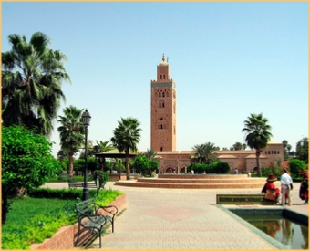 private 2 days 1 night tour from Casablanca to Marrakech