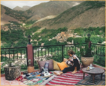 Marrakech day trip to Atlas mountains - private Day trip from Marrakech to 3 valleys